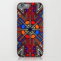 iPhone & iPod Case featuring Indian Fr4cT415 by bau5