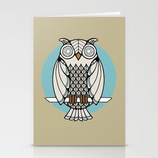 vol de nuit Stationery Card