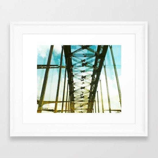 SHB Framed Art Print