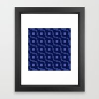 Pattern Print Edition 1 … Framed Art Print