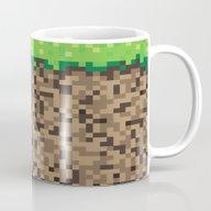 Minecraft Block Mug