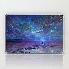 Ocean, Stars, Sky, and You Laptop & iPad Skin
