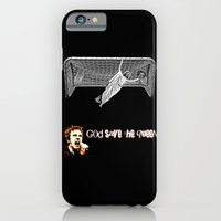 iPhone & iPod Case featuring God save the queen by sEndro
