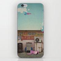 L A R A G I O N E H A S … iPhone & iPod Skin