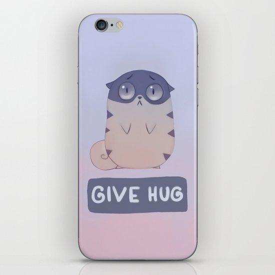 Boggart Hug iPhone & iPod Skin