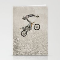 COD Dead Body In A Blizz… Stationery Cards