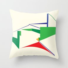 Reformed Church Throw Pillow