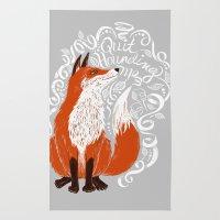 The Fox Says Rug