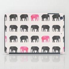 Elephant walk  iPad Case