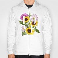 Love in Flowers Hoody