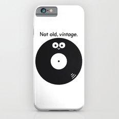 Feeling Groovy Slim Case iPhone 6s
