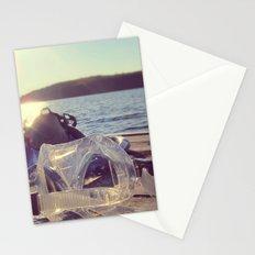 dock days Stationery Cards