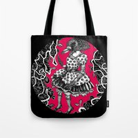 Crow Serie :: Aglaé (re… Tote Bag