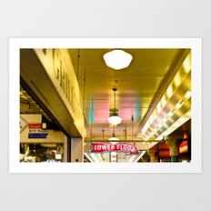 pike place market (two) Art Print