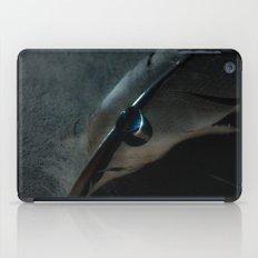 crow feather iPad Case