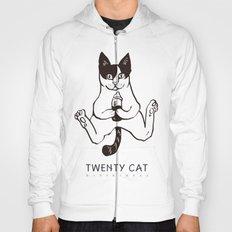 twenty cat Hoody