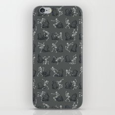 Dancing On The Graves  iPhone & iPod Skin