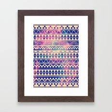Substitution Framed Art Print
