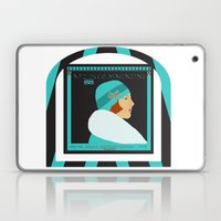 Art Deco Magazine Laptop & iPad Skin