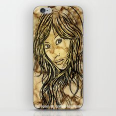 Coffee Dreams  iPhone & iPod Skin