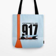 Porsche 917-022 Tote Bag