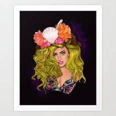Roseland Venus Art Print