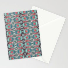 Victorian Lace 4 Stationery Cards
