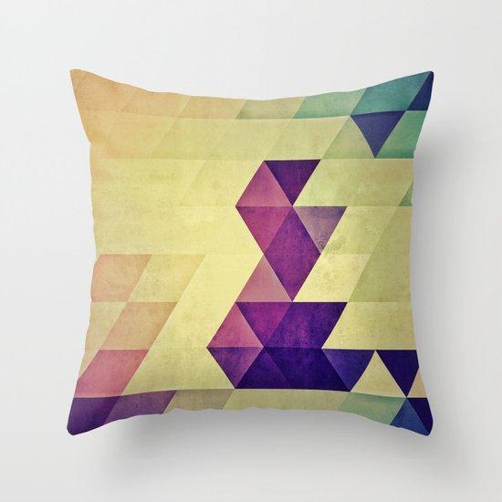 IDYLL Throw Pillow