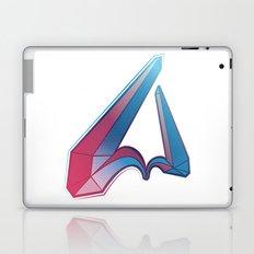 LETTER V Laptop & iPad Skin