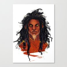Be prepared Canvas Print