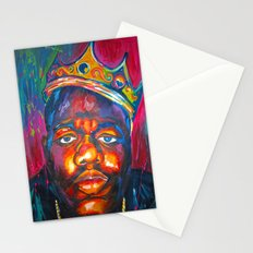 BIGGIE SMALLS Stationery Cards