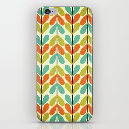 Amilly's Garden iPhone & iPod Skin