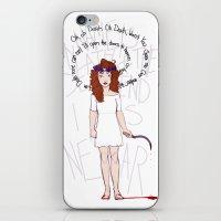 O' Death iPhone & iPod Skin