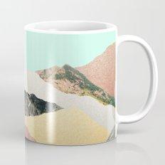 Metallic Mountains Mug