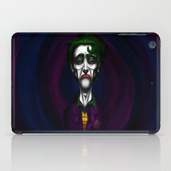 Sad Joker iPad Case
