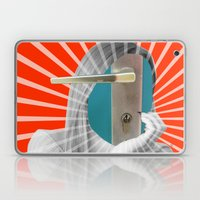 There´s No Way Out Of H… Laptop & iPad Skin