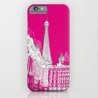 Glorious Paris - Pink iPhone 6 Slim Case