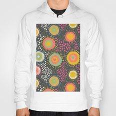 abstract organic texture Hoody