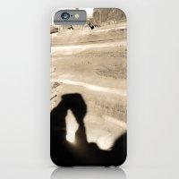 Delicate Arch shadow iPhone 6 Slim Case
