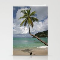 Cane Garden Bay, Tortola, BVI Stationery Cards