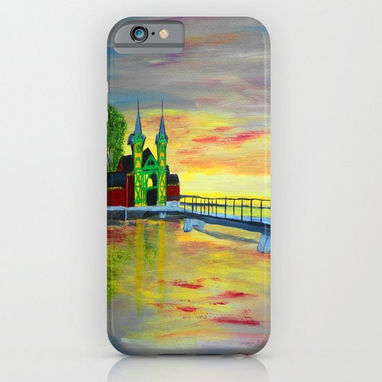 Pier  iPhone & iPod Case