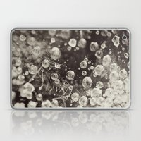 Caught In A Spiders Web Laptop & iPad Skin