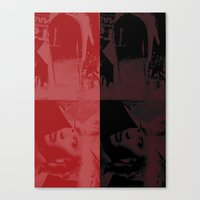 In Tact Canvas Print