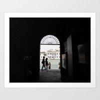 Murano Island - Venice Art Print