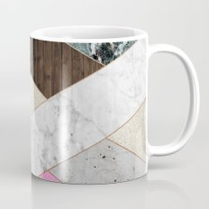 Rose Gold Chevron Mug