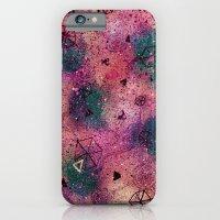 iPhone & iPod Case featuring geometricz by Jen Lin Aliaga