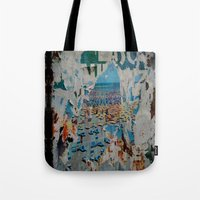 summer 70's Tote Bag