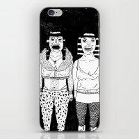 CHEAP GIRLS iPhone & iPod Skin