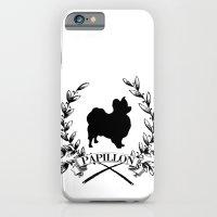 Papillon Love iPhone 6 Slim Case