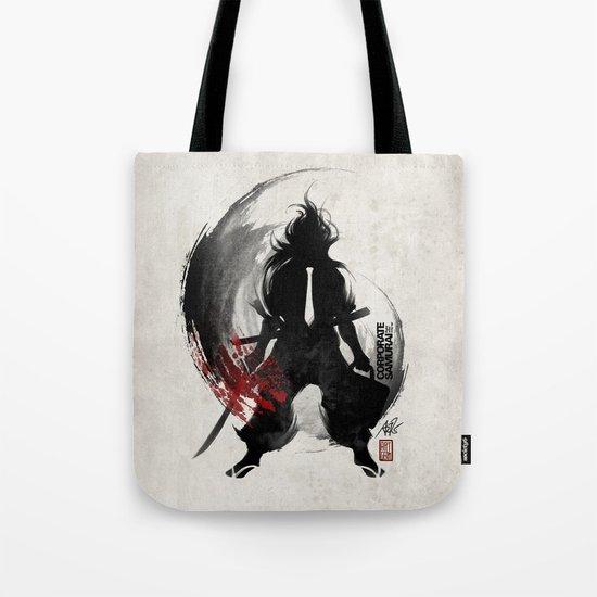 Corporate Samurai Tote Bag